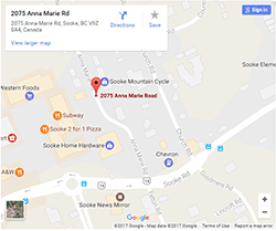 Click Here for our Location!